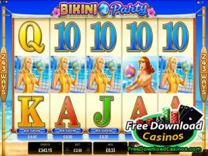 Bikini Party Slot Machine Online ᐈ Microgaming™ Casino Slots