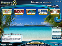 Paradise8 Casino Download