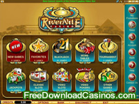 River Nile Casino Download