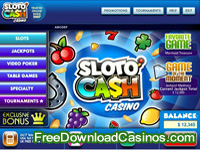 Sloto Cash Casino Download